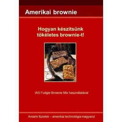 Süssünk tökéletes brownie-t - e-könyv