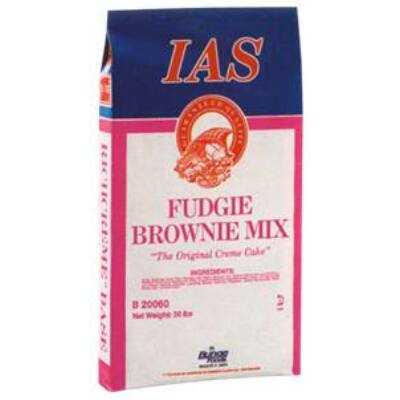 IAS Chewy Fudgie Brownie Mix - 12,5