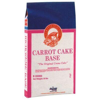 Carrot Cake Mix - répatorta keverék
