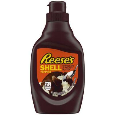 Reese's csokis-mogyoróvajas öntet (dermedős)