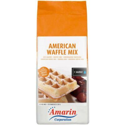 Amerikai Waffle Mix, 3,5 kg