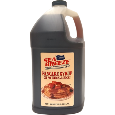 Sea Breeze Pancake Syrup, 3,78