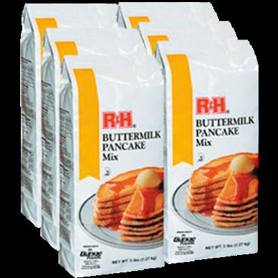 Palacsinta és gofripor - Pancake Mix (karton)