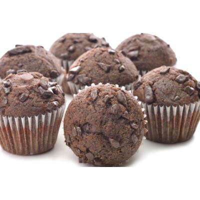 Csokoládés muffin mix
