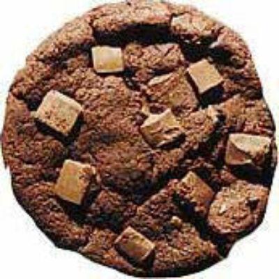 Dark Devils Chocolate Cookie Base