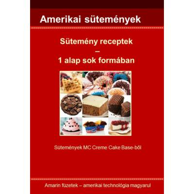 Amerikai süteményes technológia - e-könyv