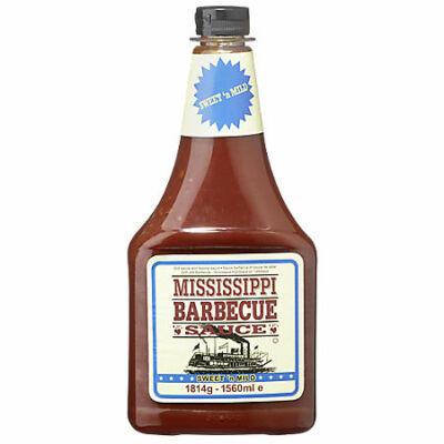Mississippi Barbecue szósz (Sweet'n Mild)