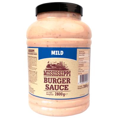 Mississippi Hamburger szósz (Mild)