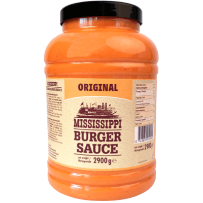 Mississippi Hamburger szósz (Original)