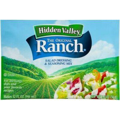 Hidden Valley Ranch öntet Porkeverék