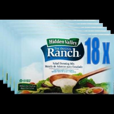 Hidden Valley Ranch öntet Porkeverék/karton