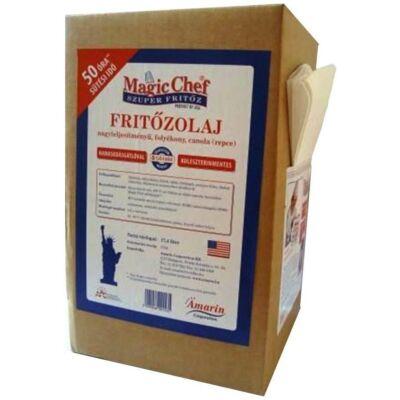 Magic Chef Canola Fritőzolaj - grátisz szűrőpapírral