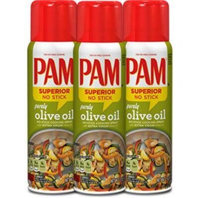 PAM Olívás olajspray - 3 db-os
