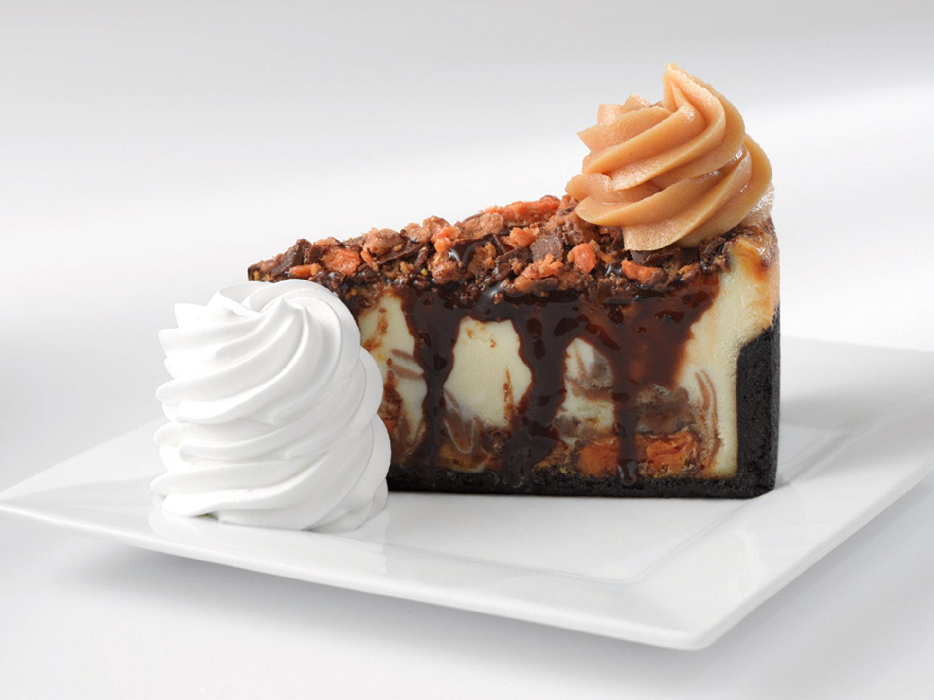 Mogyorókrémes cheesecake