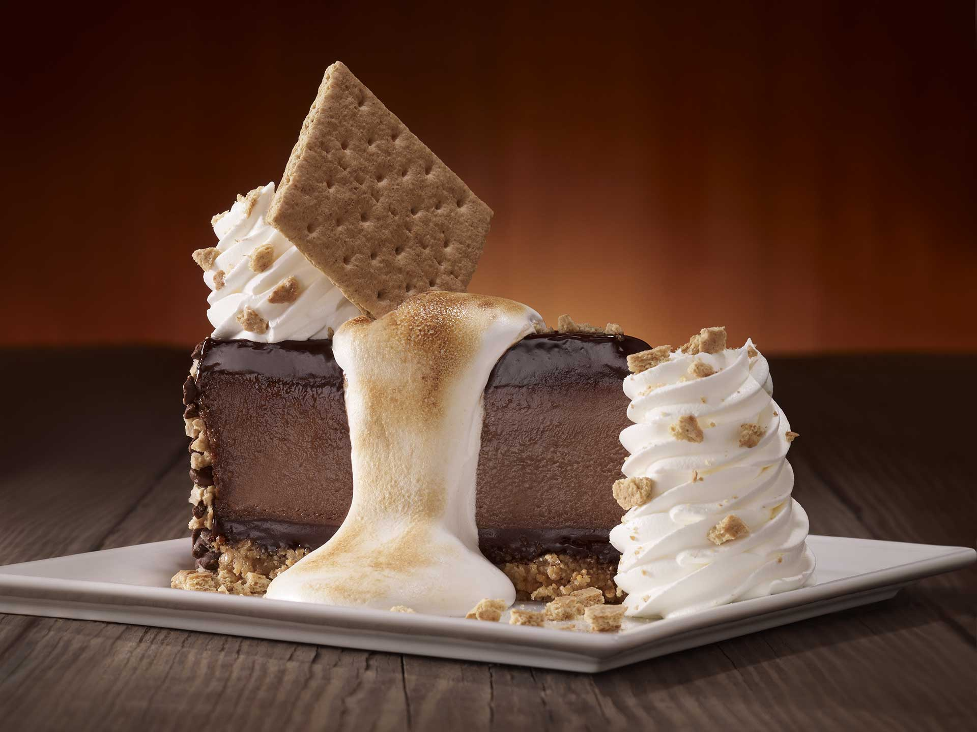 Marsmallow cheesecake