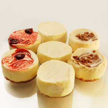 Cheesecake snack