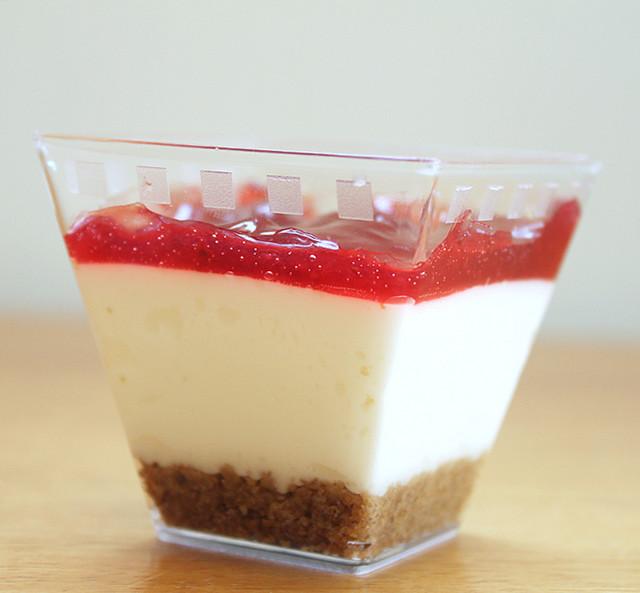 Műanyag pohárban  - single serve
