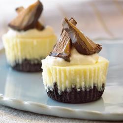 Mars csokis cheesecake